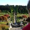 Europas finaste formella trädgård vid Drummond slott